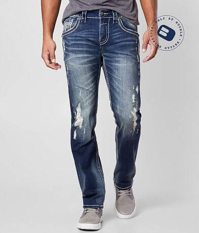 Rock Revival Norwell Straight Stretch Jean