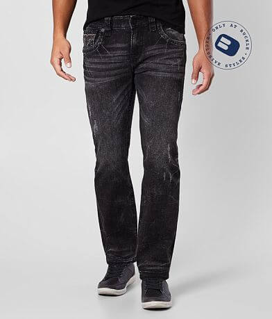 Rock Revival Doeskin Straight Stretch Jean