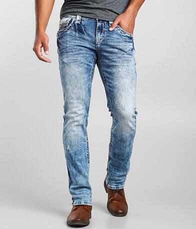 Rock Revival Biscotti Alternative Straight Jean