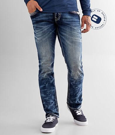 Rock Revival Moseley Straight Stretch Jean