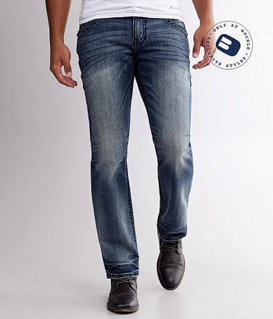 Rock Revival Prewitt Straight Stretch Jean