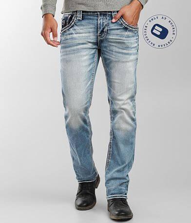 Rock Revival Elmwood Straight Stretch Jean