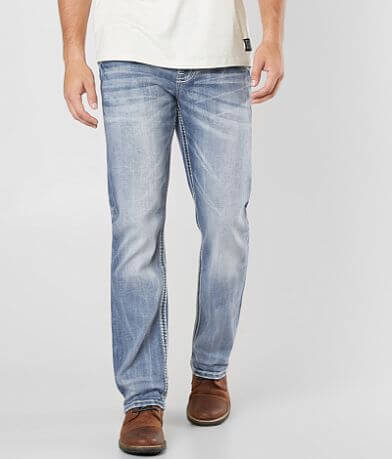 Rock Revival Marcin Straight Stretch Jean