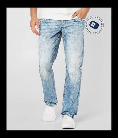 Rock Revival Saif Relaxed Straight 17 Jean