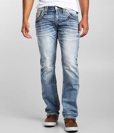 Rock Revival Urban Chic Straight Stretch Jean
