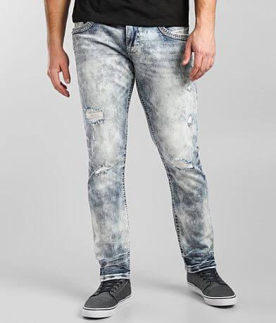 Rock Revival Wood Ash Alternative Straight Jean