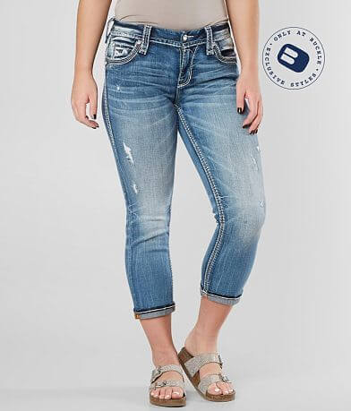 Rock Revival Ebba Easy Stretch Cropped Jean