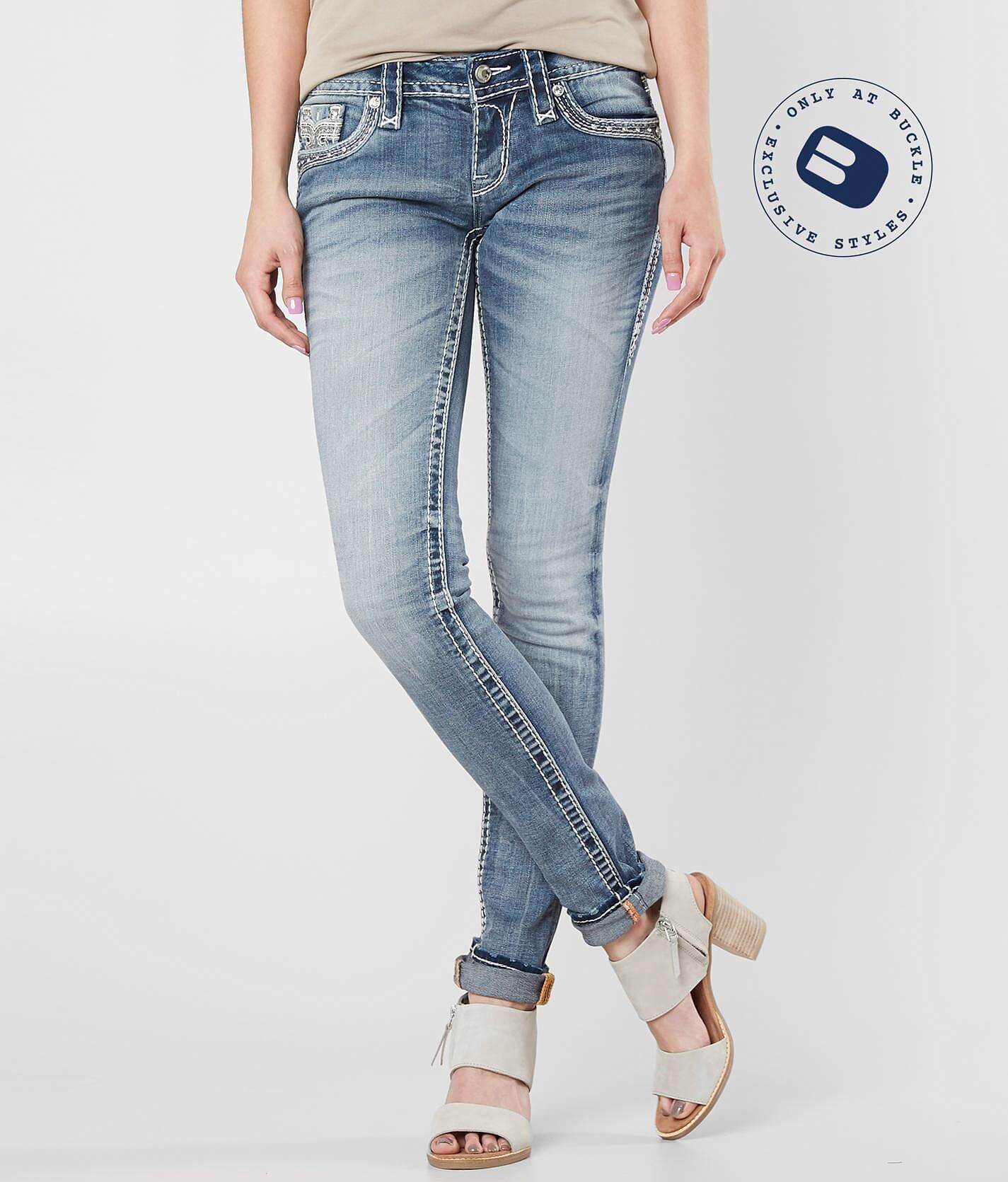 Rock Revival Laney Skinny Stretch Jean | Tuggl