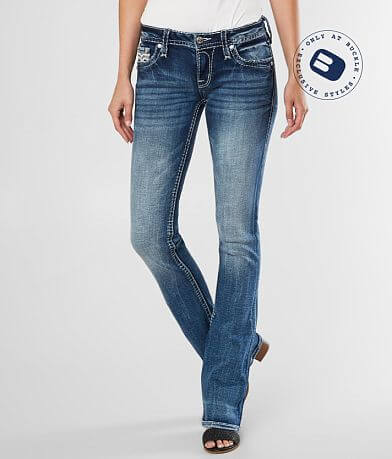 Rock Revival Eilis Boot Stretch Jean