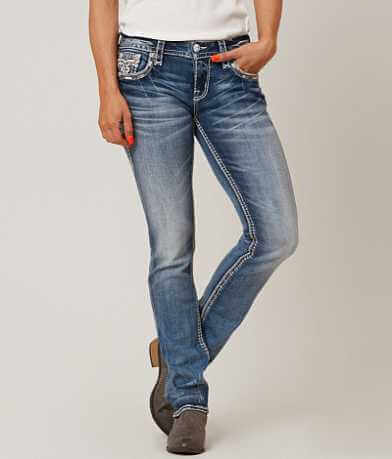 Rock Revival Boris Easy Straight Stretch Jean