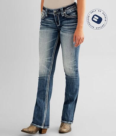 Rock Revival Ferry Easy Boot Stretch Jean