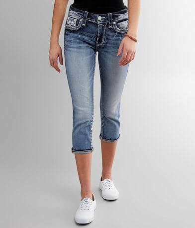 Rock Revival Ziyala Stretch Cropped Jean