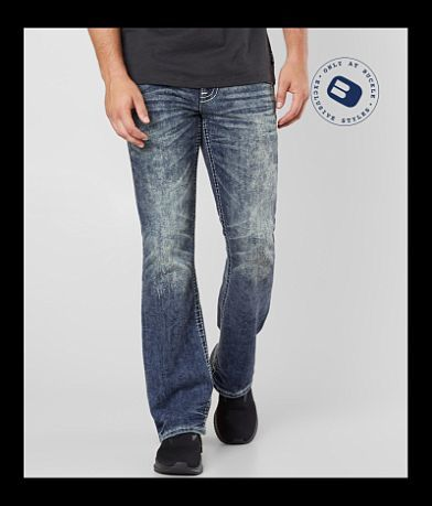 Rock Revival Lampson Slim Boot Stretch Jean