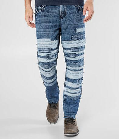 Rock Revival Lampson Slim Taper Stretch Jean