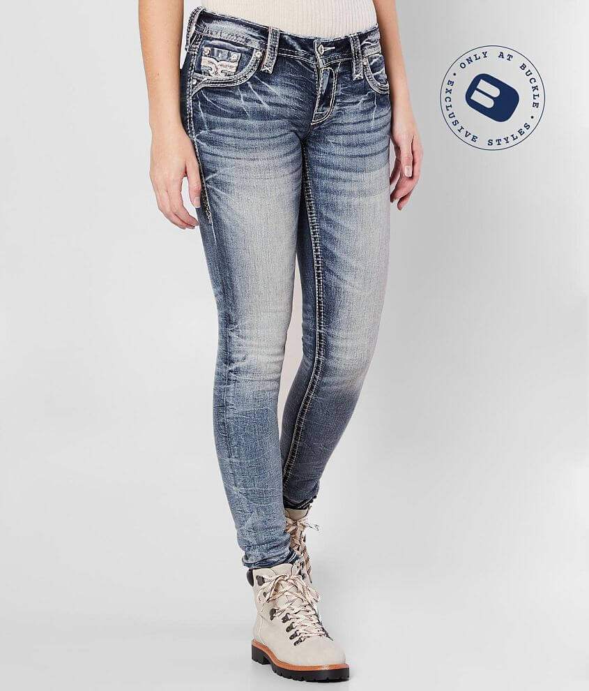 Rock Revival Cellis Skinny Stretch Jean front view
