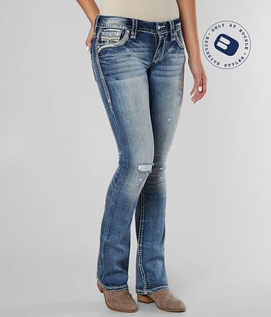 Rock Revival Peachy Boot Stretch Jean