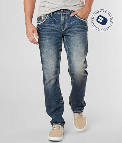 Rock Revival Charlot Relaxed Taper Stretch Jean
