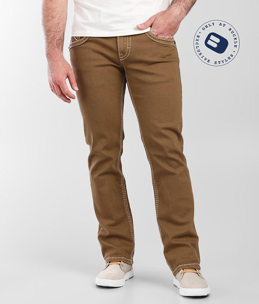 Rock Revival Platus Straight Stretch Pant front view