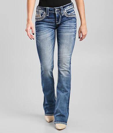 Rock Revival Katydid Mid-Rise Boot Stretch Jean