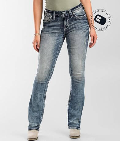 Rock Revival Lilas Easy Boot Stretch Jean