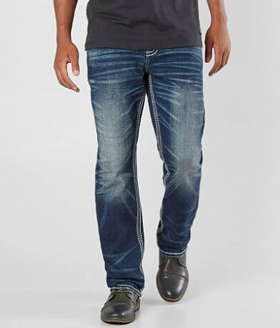 Rock Revival Lofton Relaxed Straight 17 Jean