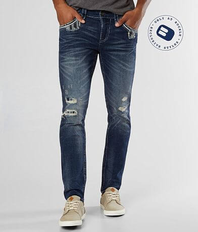 Rock Revival Nikola Slim Taper Stretch Jean