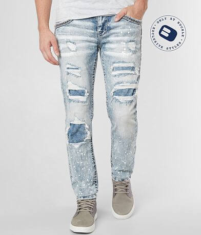 Rock Revival Nyle Slim Taper Stretch Jean