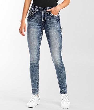 Rock Revival Ema Mid-Rise Skinny Stretch Jean