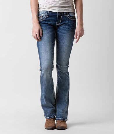 Rock Revival Jena Mid-Rise Boot Stretch Jean