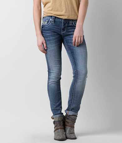 Rock Revival Peri Easy Straight Stretch Jean