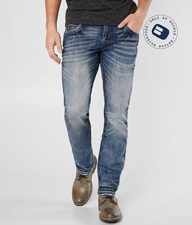 Rock Revival Sarley Slim Straight Stretch Jean