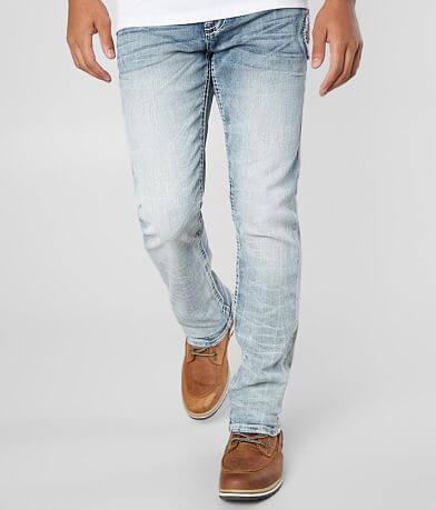 Rock Revival Charley Slim Straight Stretch Jean