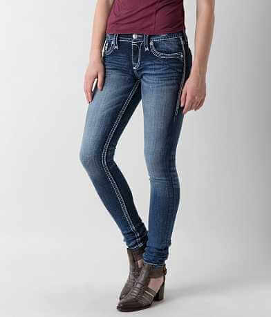 Rock Revival Kira Mid-Rise Skinny Stretch Jean