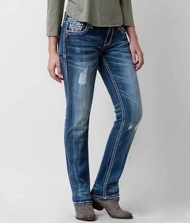 Rock Revival Caro Easy Straight Stretch Jean