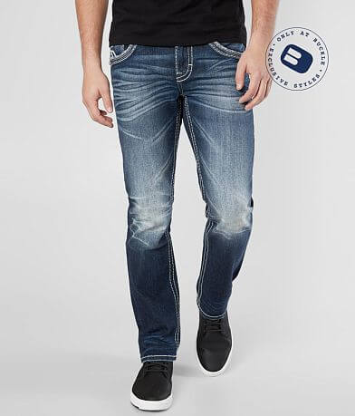 Rock Revival Baxter Slim Straight Stretch Jean