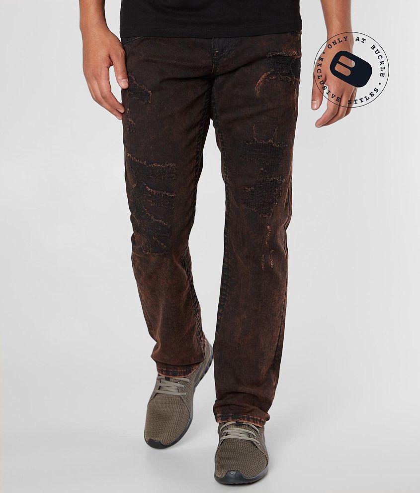 Rock Revival Jerold Slim Straight Stretch Jean