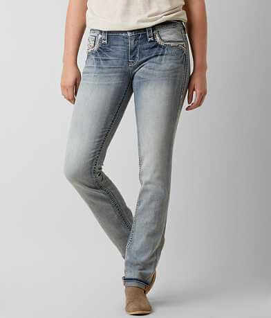Rock Revival Melina Easy Straight Stretch Jean