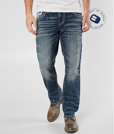 Rock Revival Baldwin Relaxed Straight 17 Jean