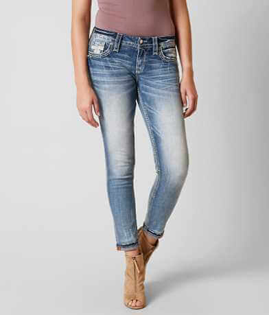 Rock Revival Abree Easy Ankle Skinny Stretch Jean