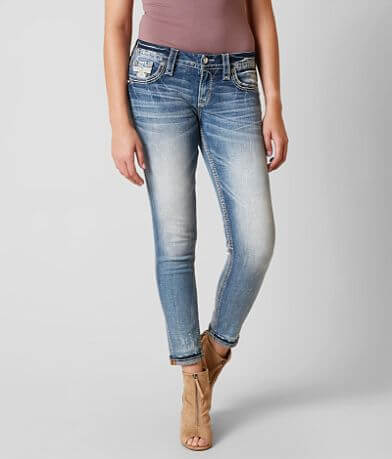Rock Revival Abree Easy Ankle Skinny Stretch Jean