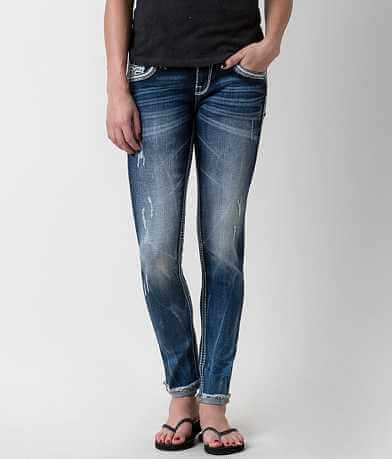 Rock Revival Jelina Ankle Skinny Stretch Jean