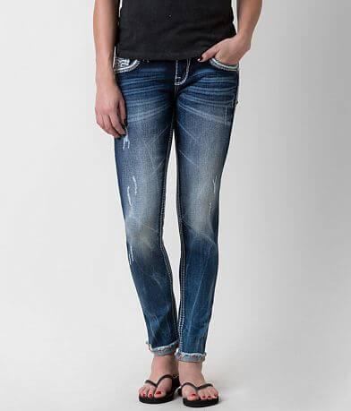 Rock Revival Jelina Ankle Skinny Stretch Jean