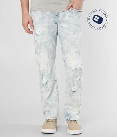 b0df9739dc Rock Revival Alexzander Relaxed Taper Stretch Jean