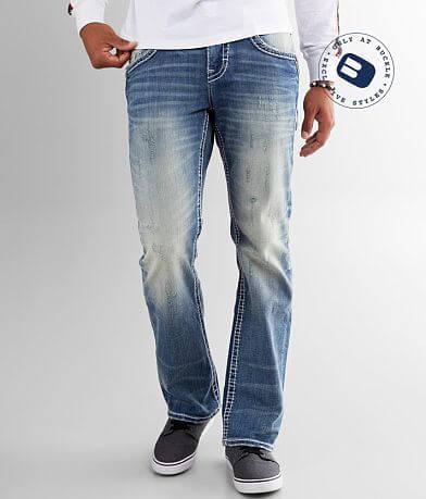 Rock Revival Sea Mist Boot Stretch Jean