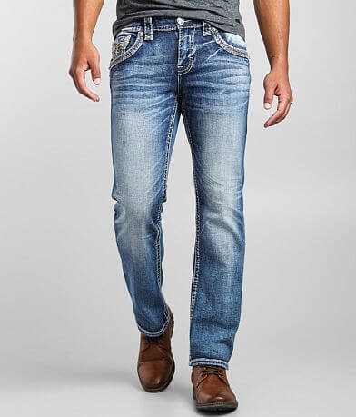 Rock Revival Tendril Straight Stretch Jean