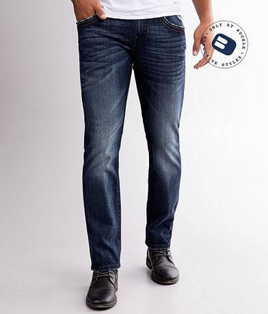 Rock Revival Brayen Slim Straight Stretch Jean