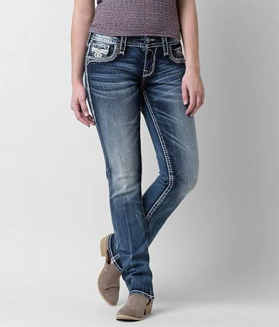 Rock Revival Lupe Easy Straight Stretch Jean