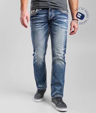 Rock Revival Ruth Straight Stretch Jean