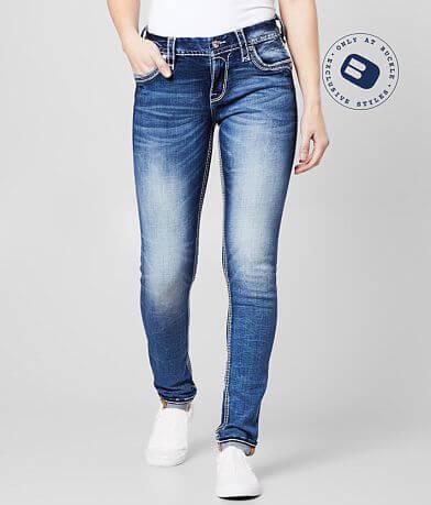 Rock Revival Celinda Mid-Rise Easy Skinny Jean