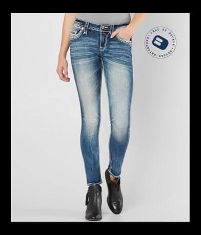 Rock Revival Celinda Mid-Rise Ankle Skinny Jean